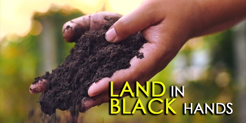 Land in Black Hands