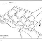 1777 map of Kingston