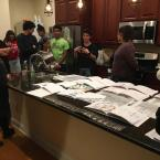Youth Design Team presents to MASS Design Group